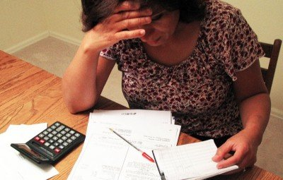 Financial Stress and anxiety and fear